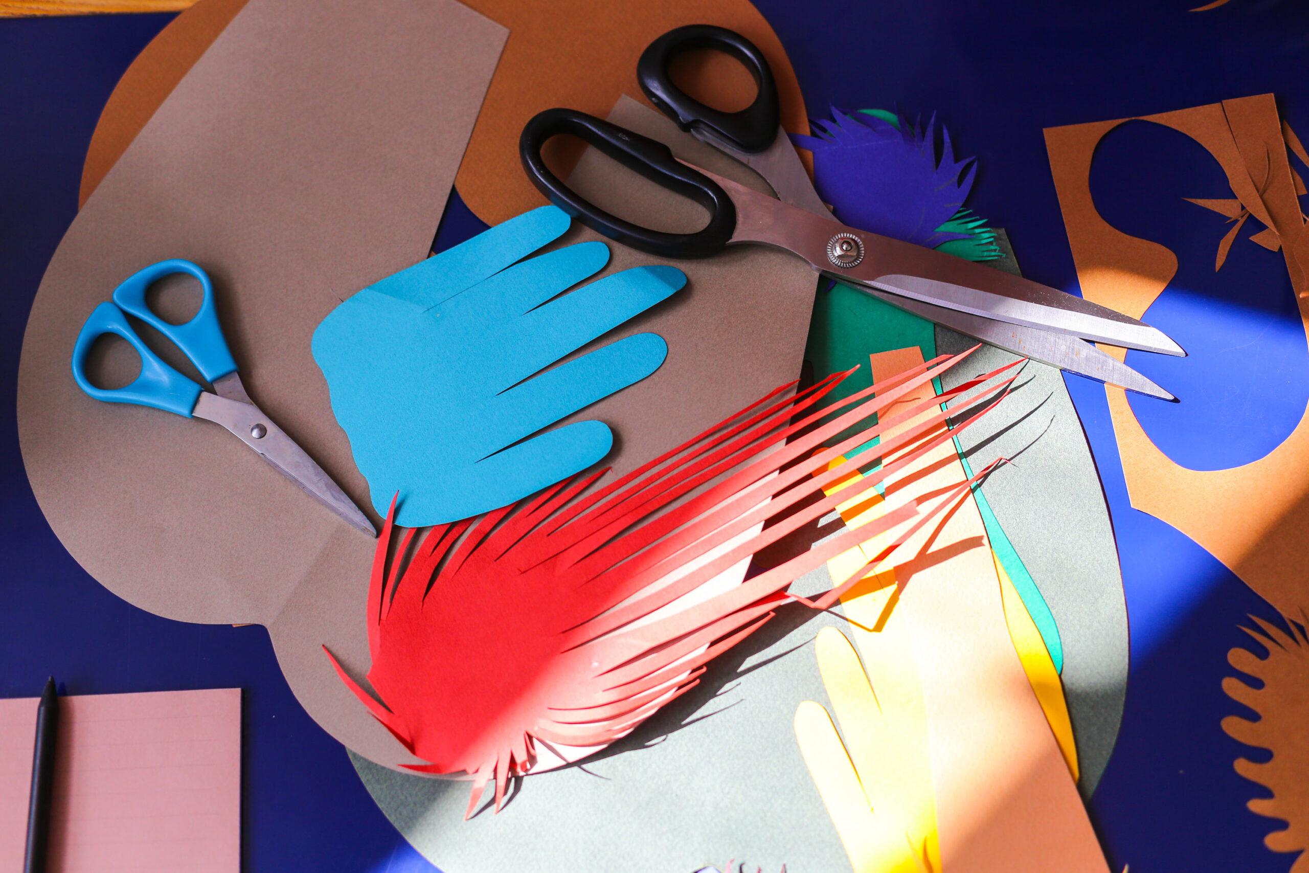 PAPER CUT UP'S by MATTIAS LINDQVIST