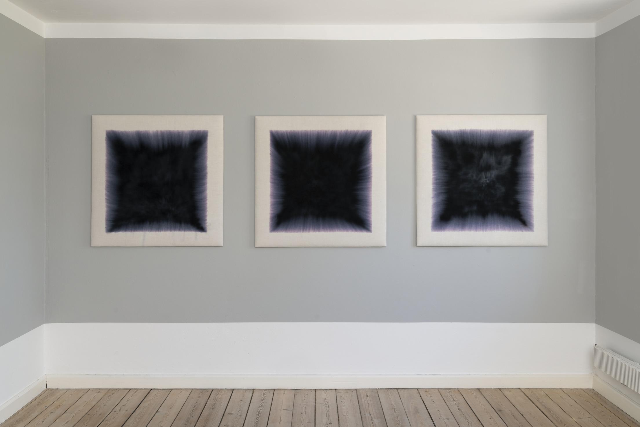 BLACK SQUARE (TIEFSCHWARZ) BY MARGRETHE ODGAARD